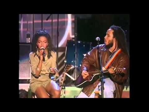 Lauryn Hill - Turn your lights down low - Tributo Bob Marley One