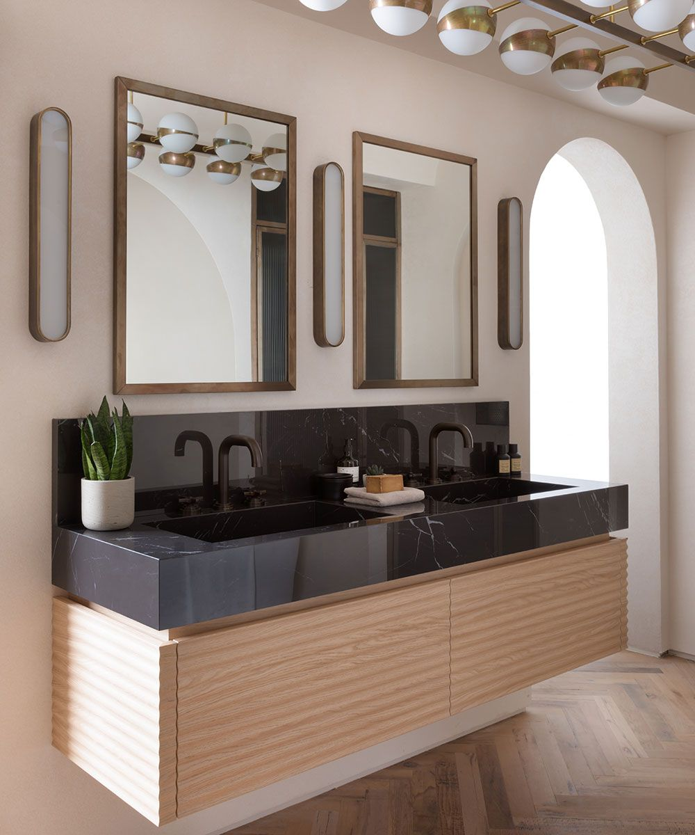 Bathroom trends 2020 - inspiring new looks for your ...
