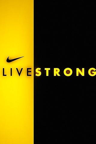 Live Strong Nike Wallpaper Livestrong Logo Wallpaper Hd