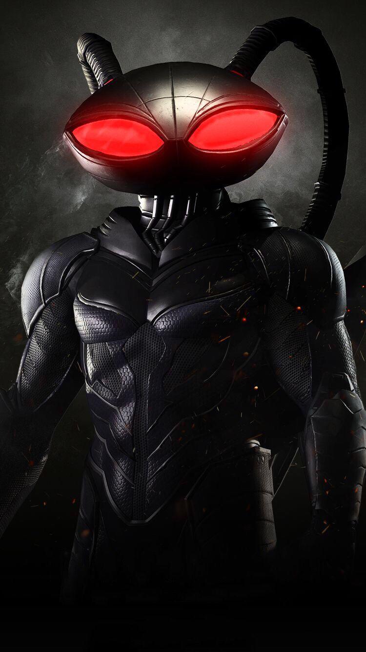 Black Manta Black Manta Comic Book Villains Dc Injustice