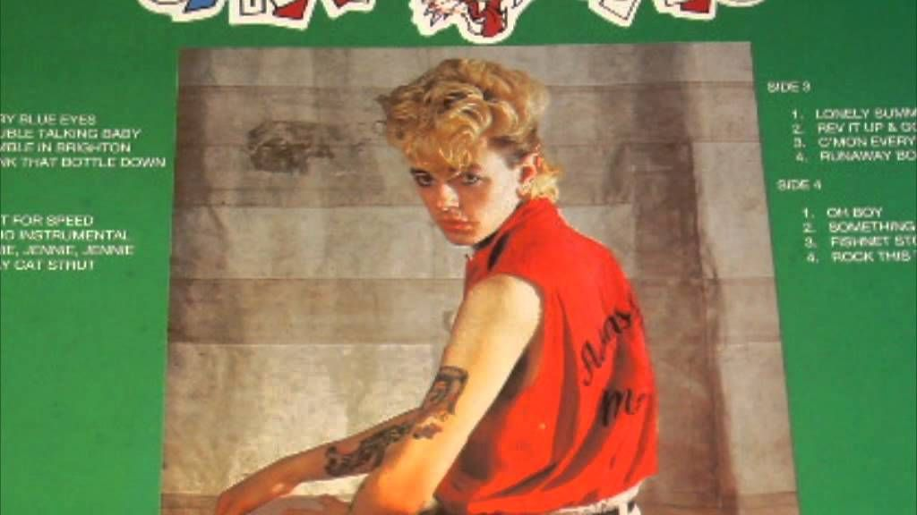Stray Cats King Biscuit's Show 84FULL ALBUM Stray