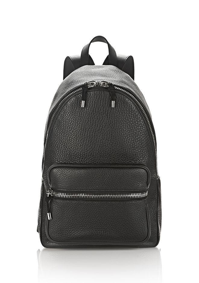 a15447c23345 ALEXANDER WANG Berkeley Backpack In Soft Pebbled Black With Rhodium.   alexanderwang  bags  leather  backpacks