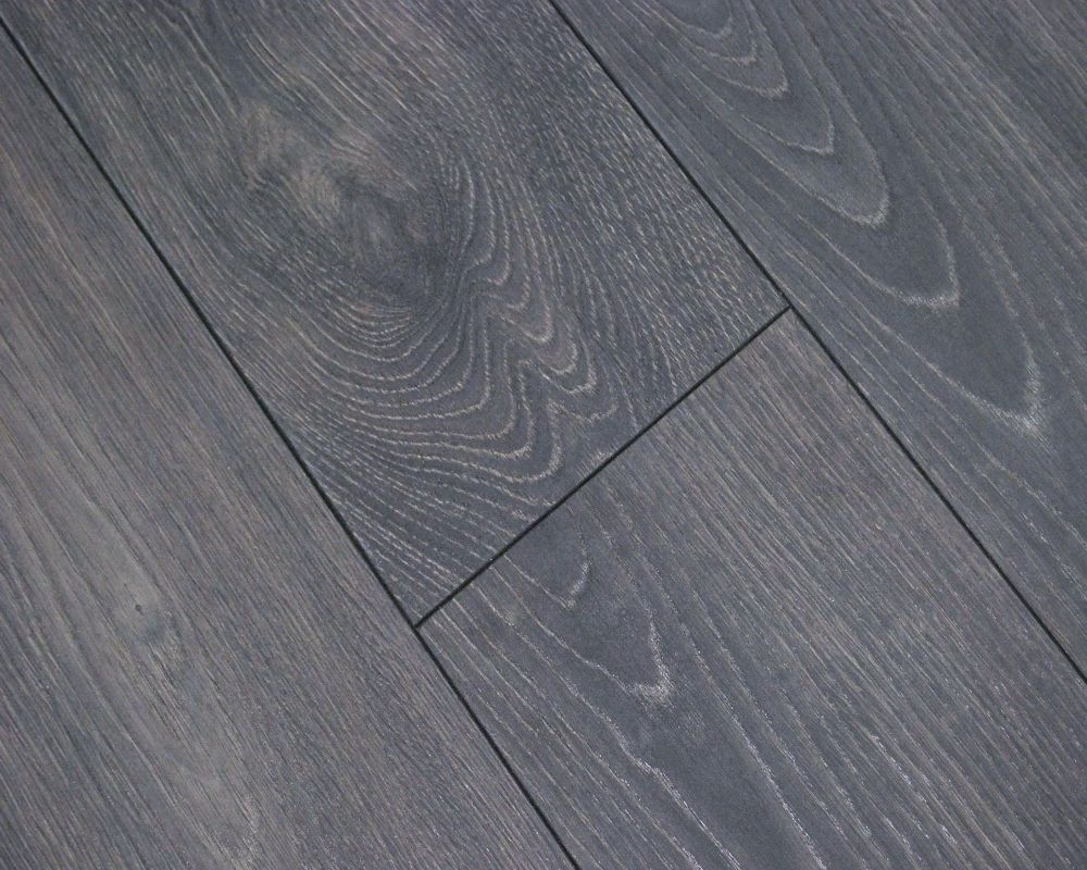 Kronoswiss Arosa Oak 12mm V Groove Ac5 Laminate Flooring Dark Grey Laminate Flooring Dark Timber Flooring Flooring