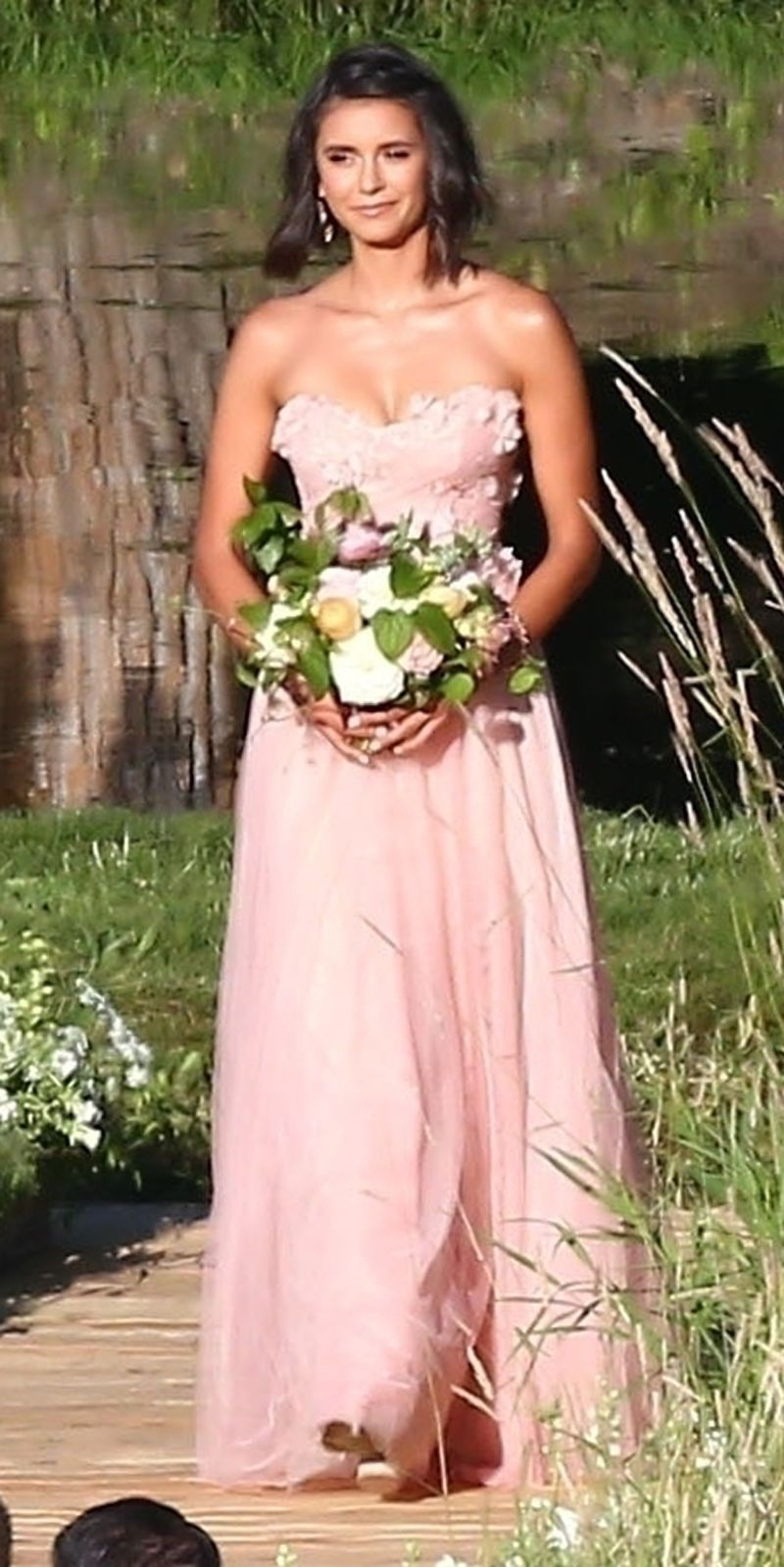 25 Celebrity Bridesmaids and the Dresses They Wore Down ...