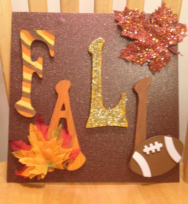 Pinterest Fall Crafts Craft Decorations For Kids