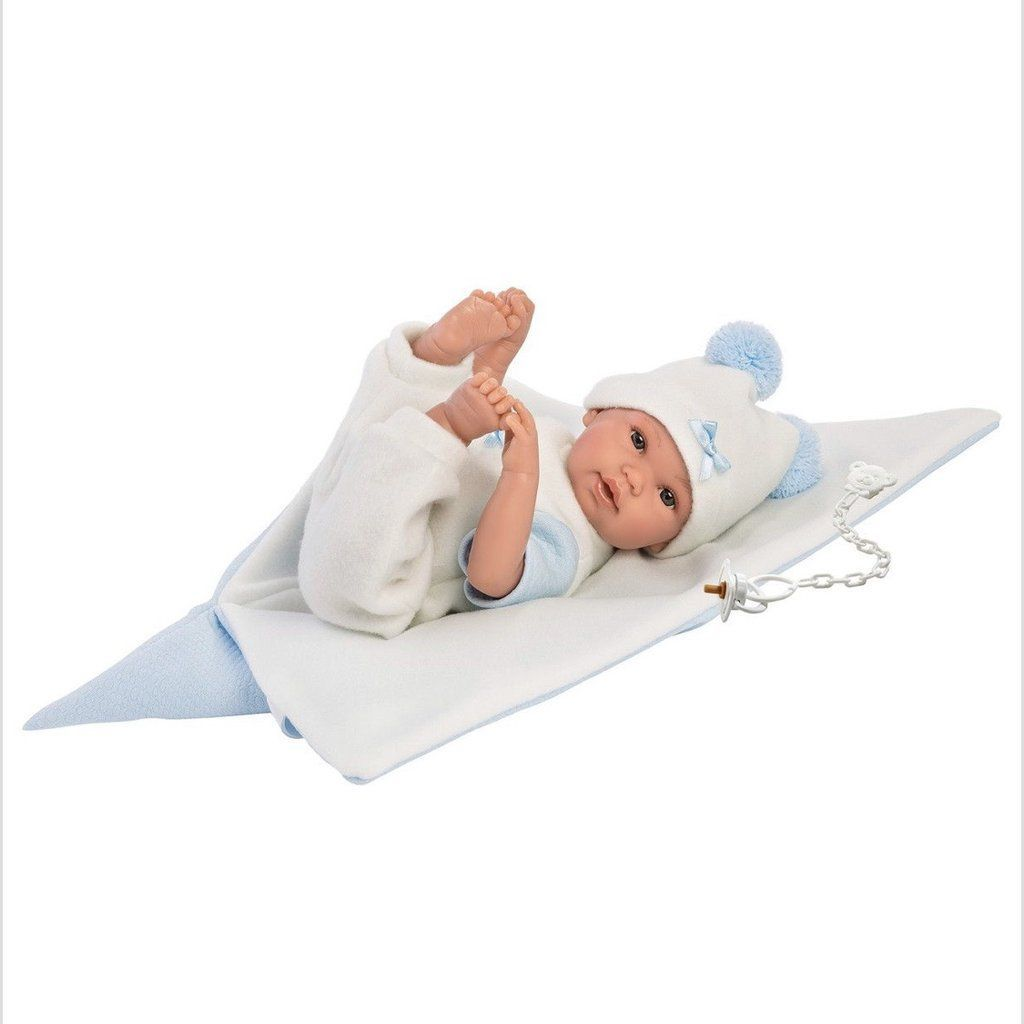 Llorens Spanish Doll - Snow #spanishdolls Llorens Spanish Doll - Snow – Little Dottie #spanishdolls