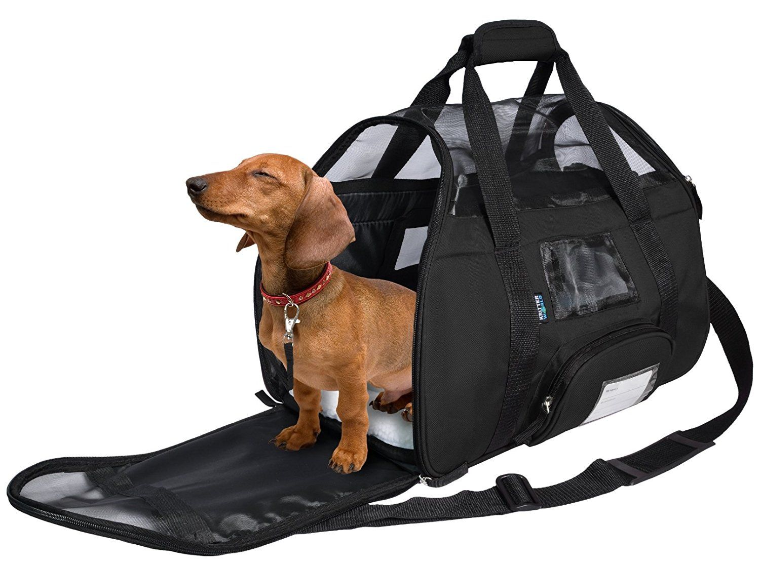 Dachshund Accessories For Dogs Dachshund Central Pet Travel Carrier Pet Travel Dog Backpack Carrier