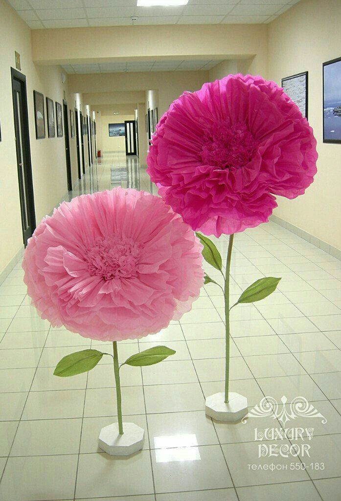 Pin By Natalia P On Idei Giant Paper Flowers Tissue Paper