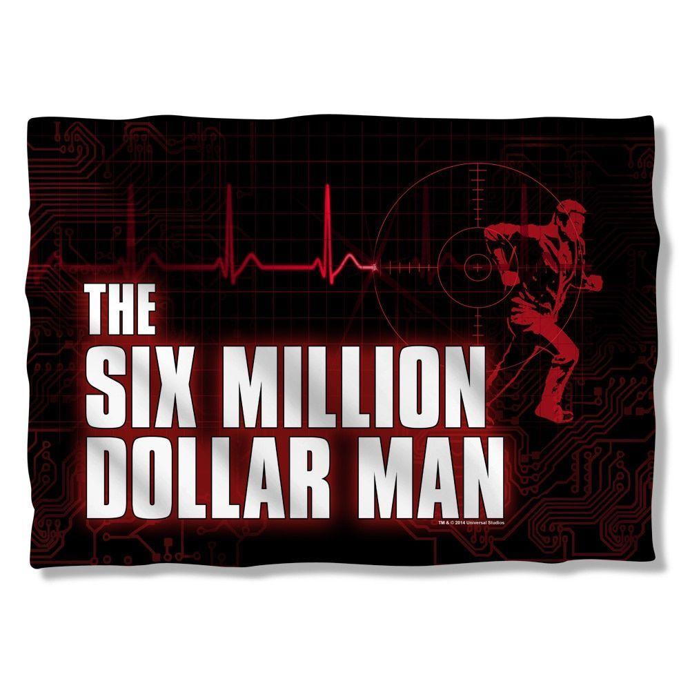 Six Million Dollar Man/Logo