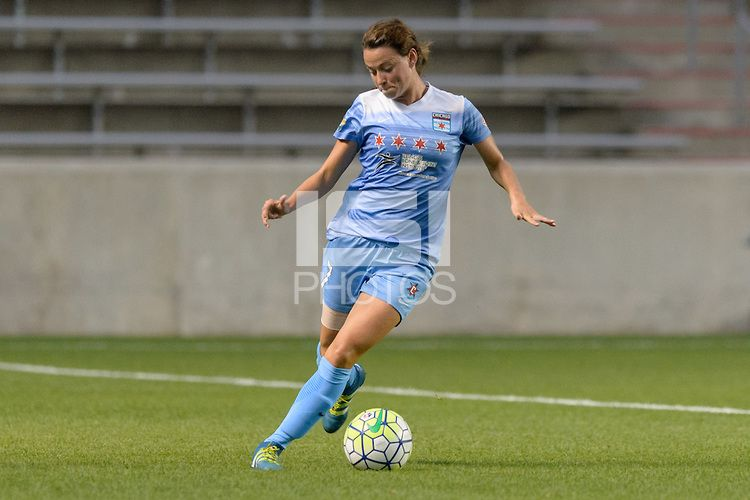 07, 2016: Taylor Comeau During A Regular Season National Womenu0027s Soccer  League (NWSL) Match Between The Chicago Red Stars And FC Kansas City At  Toyota Park.