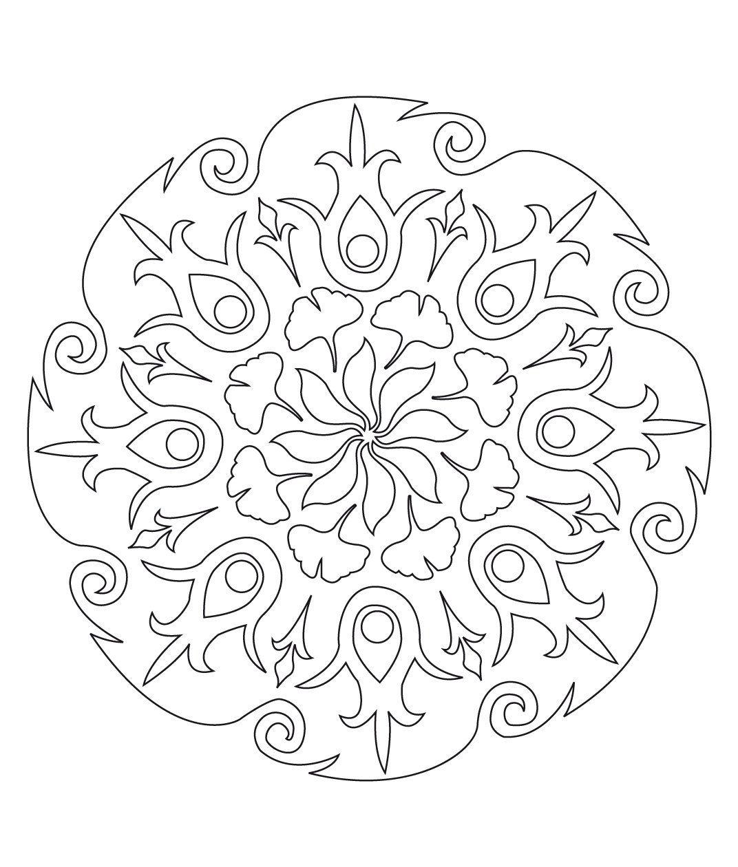 Mandala | Pyrography Patterns | Pinterest | Mandalas, Pintar platos ...