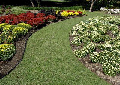 Edging Your Landscape To Separate Garden Beds Garden 400 x 300