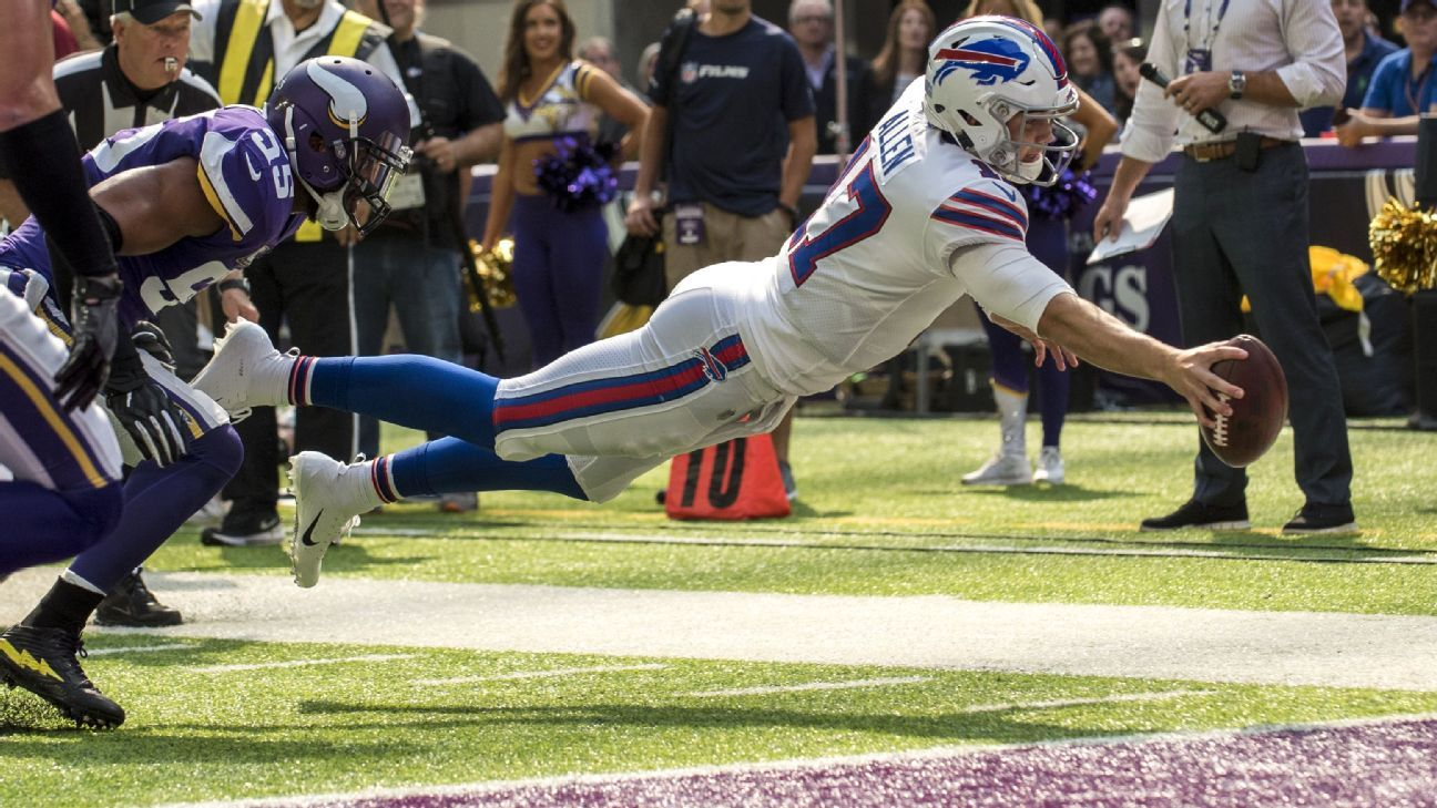 Bills (+17) pull off largest NFL upset in 23 years Nfl