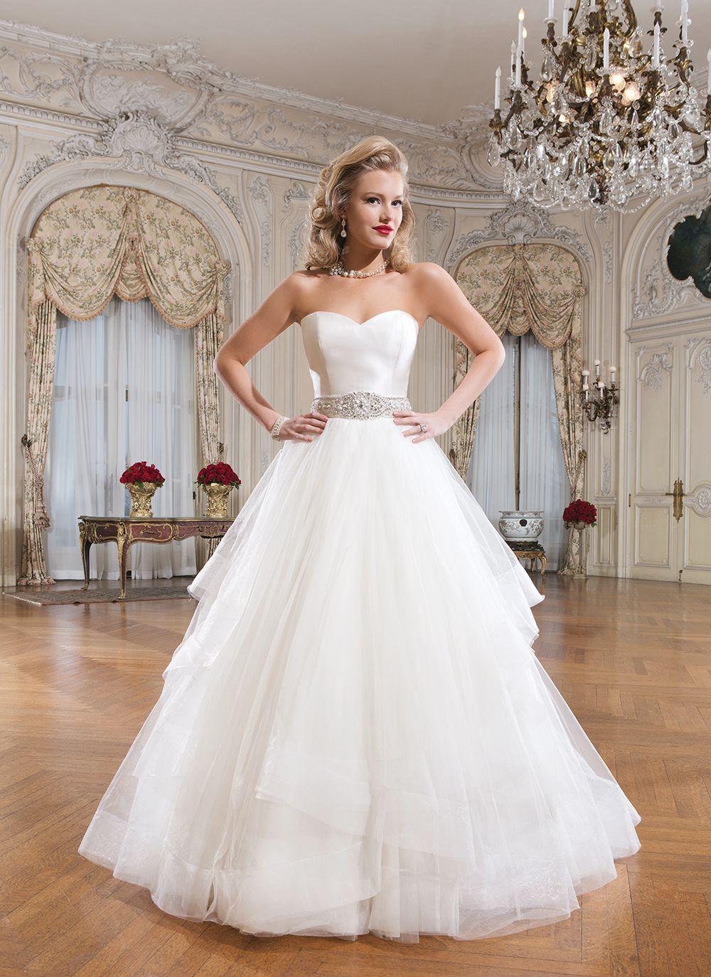 Justin alexander wedding dresses style tulle silk dupion ball