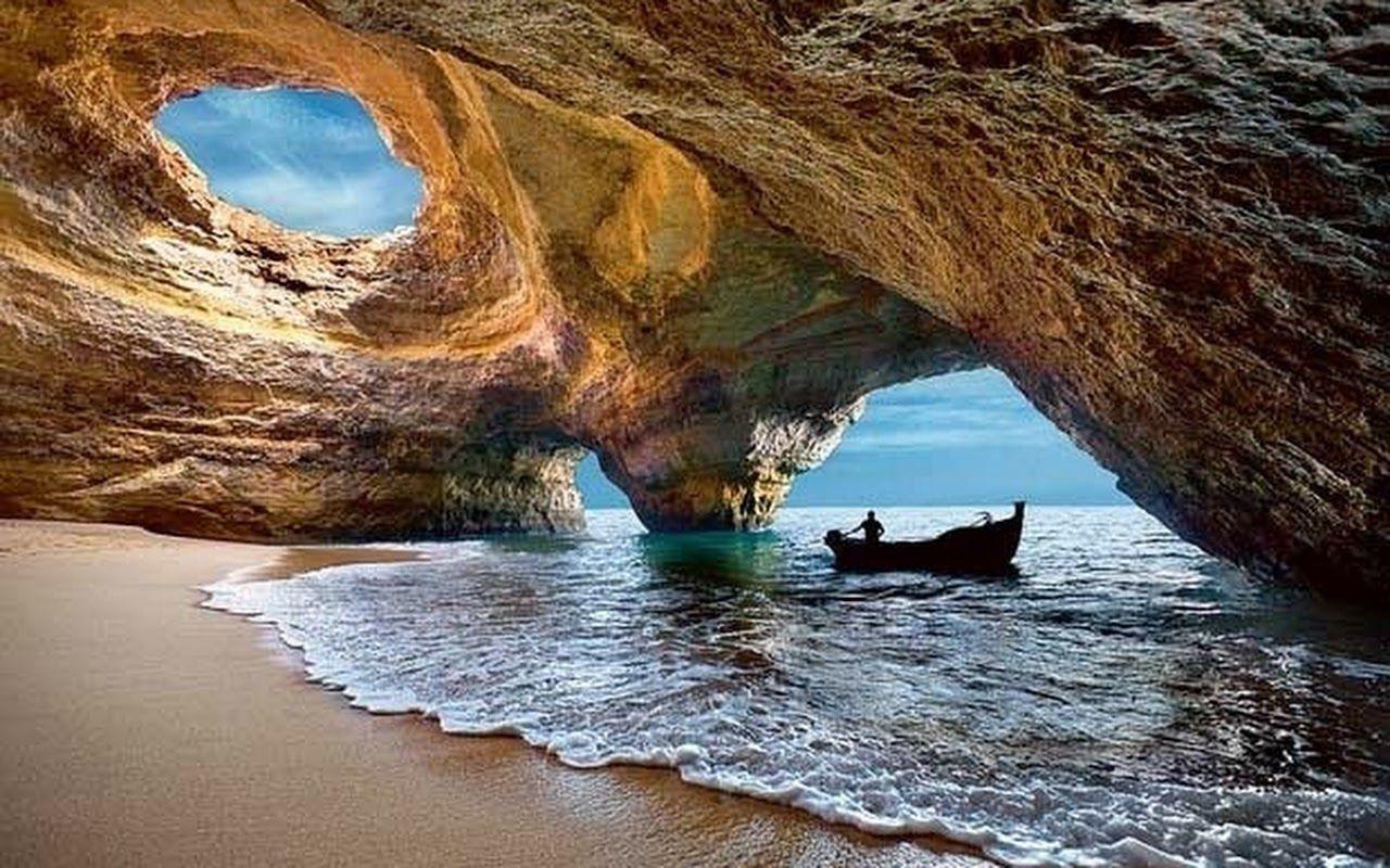 Algar de Benagil - Praia de Benagil - Lagoa - Portugal