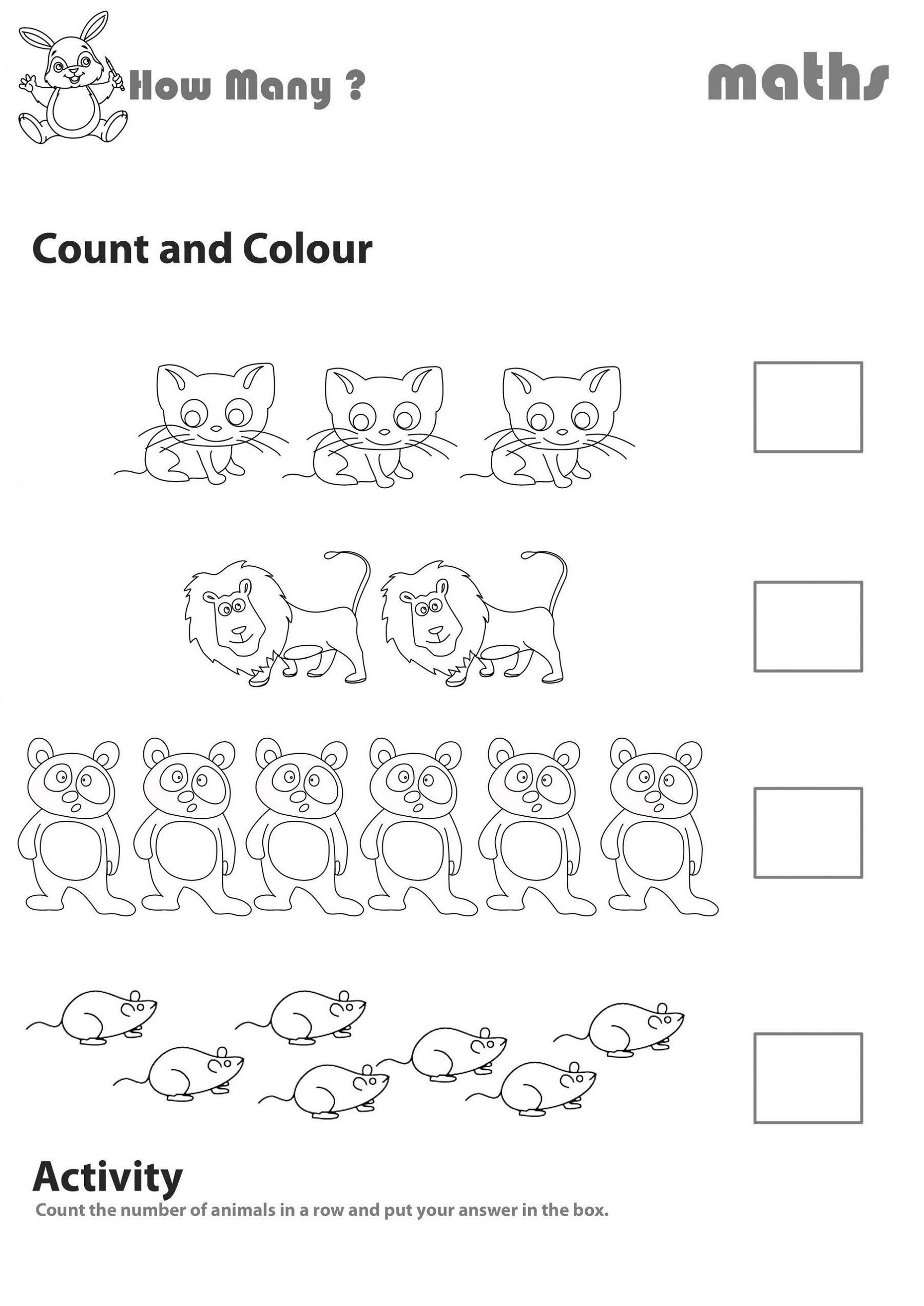 Tally Mark Worksheets For Kindergarten In 2021 Alphabet Worksheets Preschool Color Worksheets Kids Math Worksheets