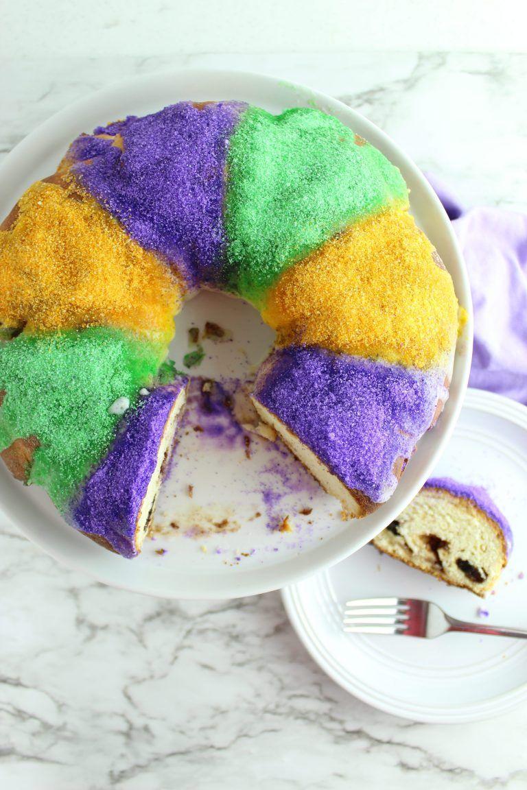 Gluten free king cake recipe gluten free king cake