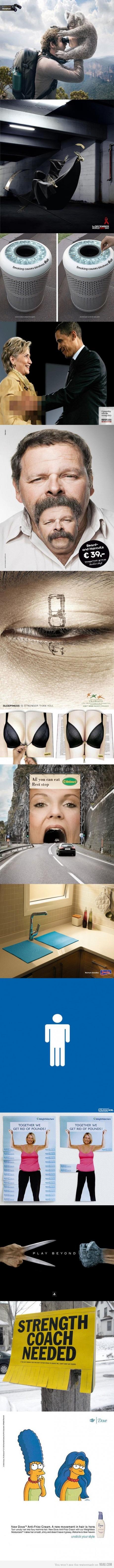 Great Advertisements