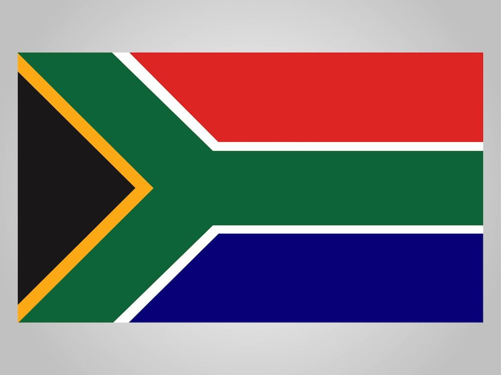 Flag Of South Africa South African Flag Africa Flag South Africa Flag