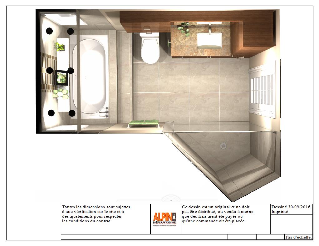 Bathroom Design 3d Concept Salle De Bain Alpin Salle De Bain