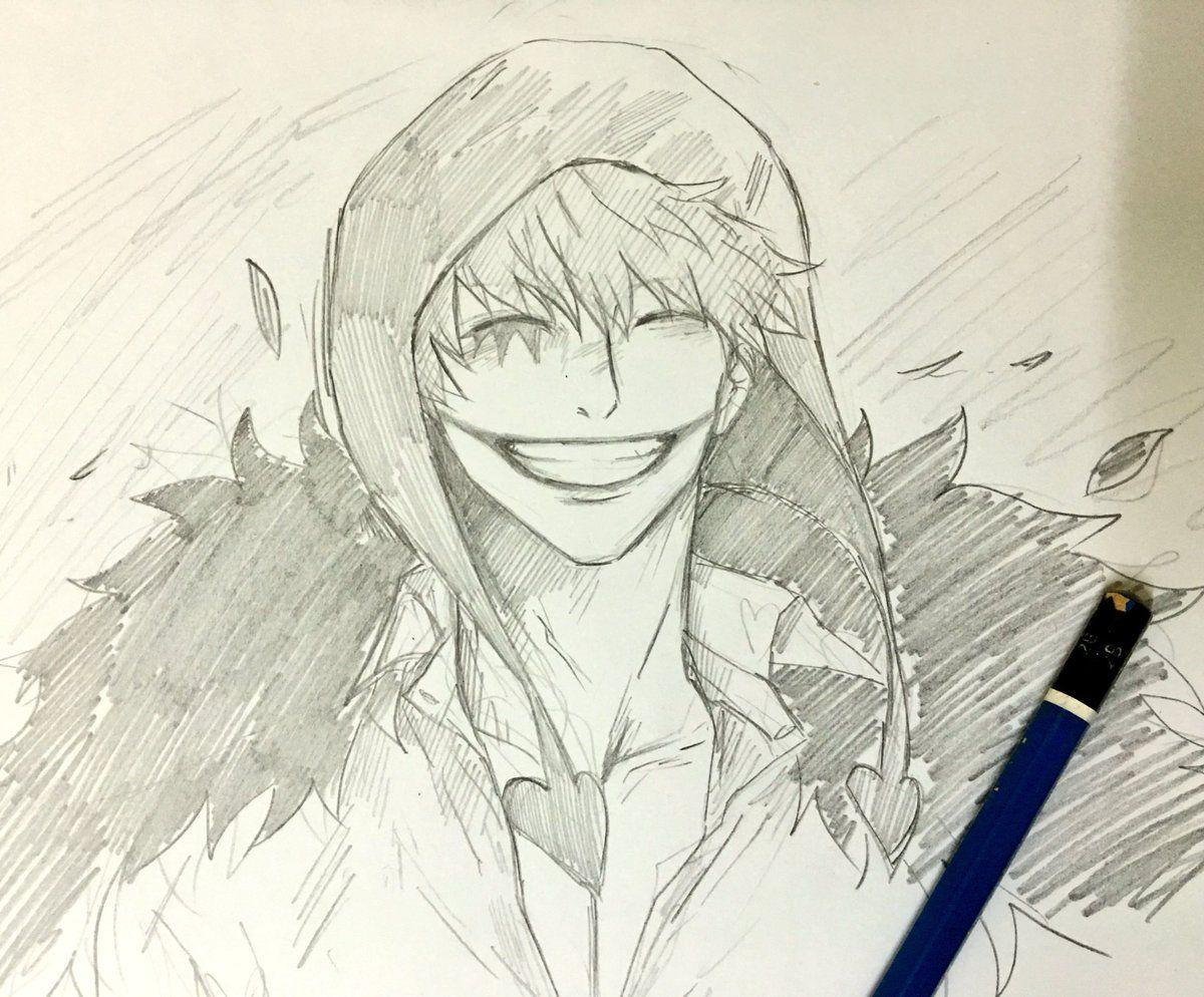 Corazon Cora San Donqixote Rosinante One Piece One Piece Drawing One Piece Manga One Piece Anime