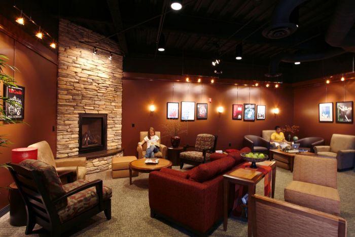 Whitworth University Coffee House Interior Interior Design Idea In Best Interior Design Spokane
