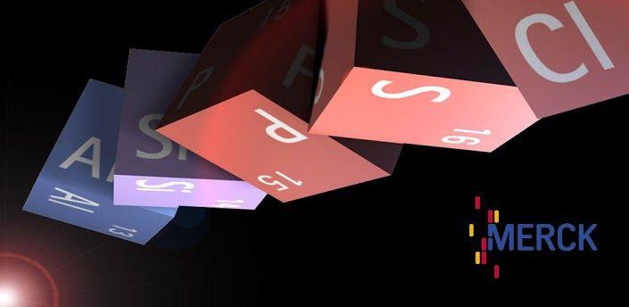 Merck pte hd merck presenta la versin android de su premiada merck pte hd aplicacin interactiva sobre la tabla peridica de los elementos que ofrece una amplia informacin sobre cada uno de ellos clasificacin urtaz Choice Image