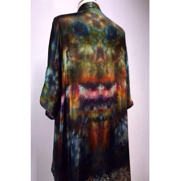 Meiji designs based in York. Create bespoke hand-made, hand-dyed silk designs - from pocket squares to kimonos to scarves! Choose your colours - absolutely stunning!! http://www.meiji-designs.co.uk