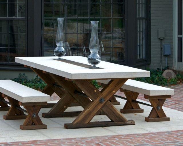 Salon de jardin- comment choisir le matériau du mobilier?   Woods