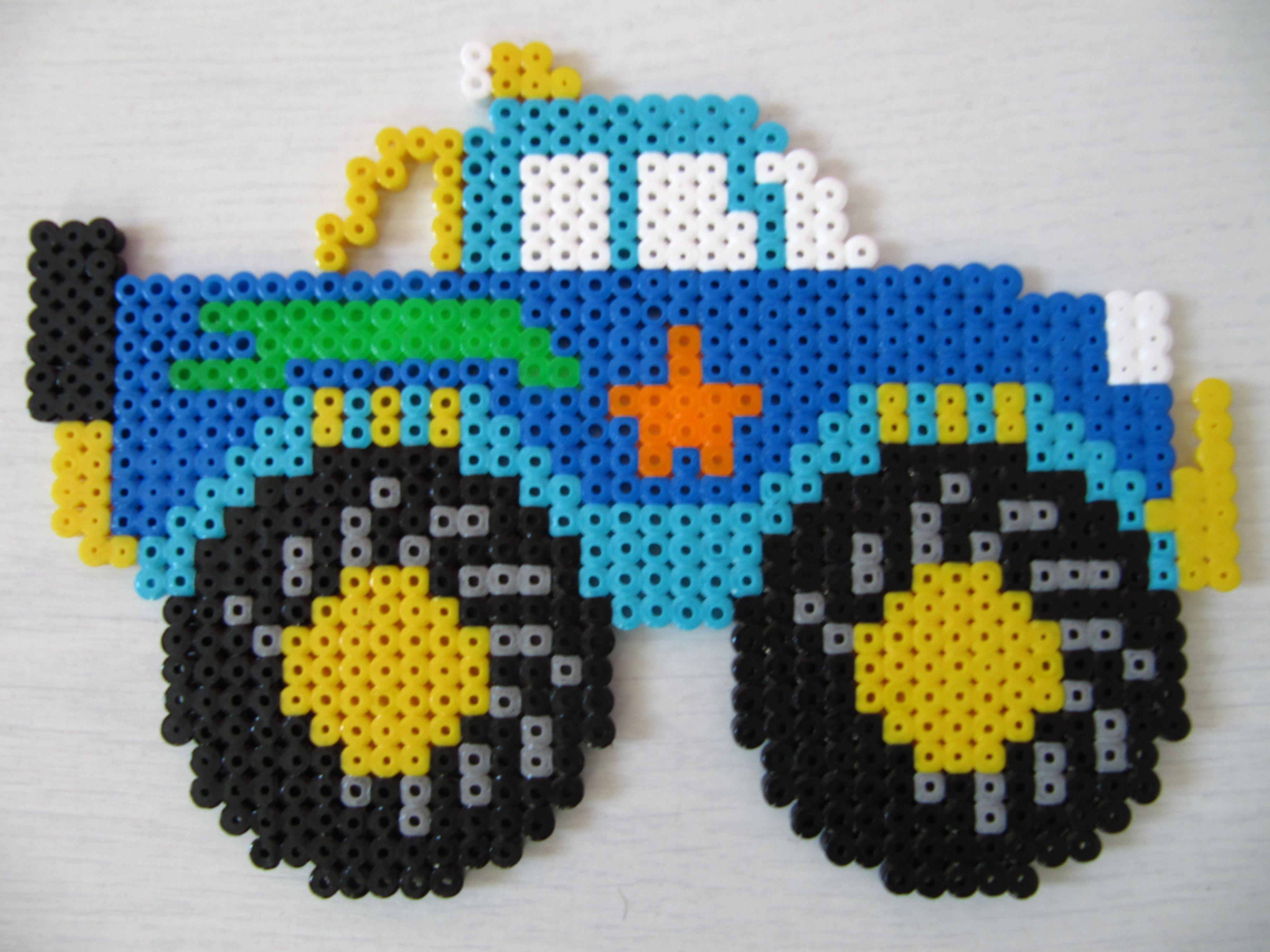 Roadster Pearler Beads Pinterest Bügelperlen Steckperlen Und Hama