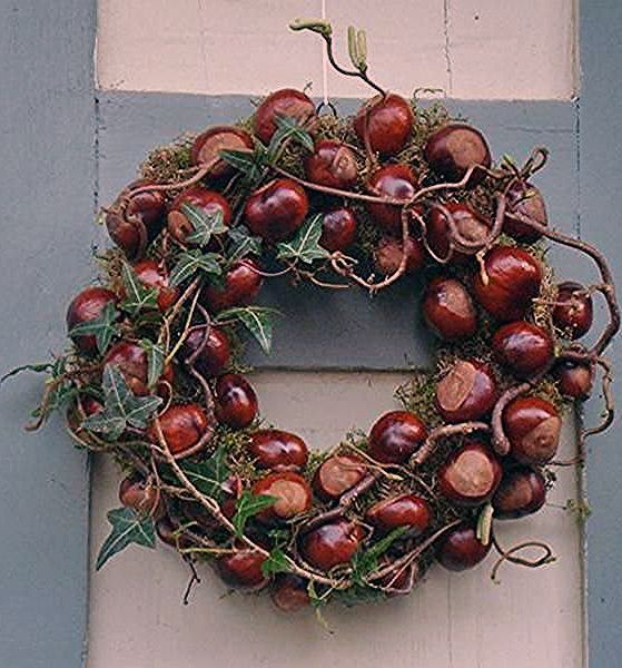 DIY Ideas for Fall Decorating Chestnuts Home Decorations and Gifts