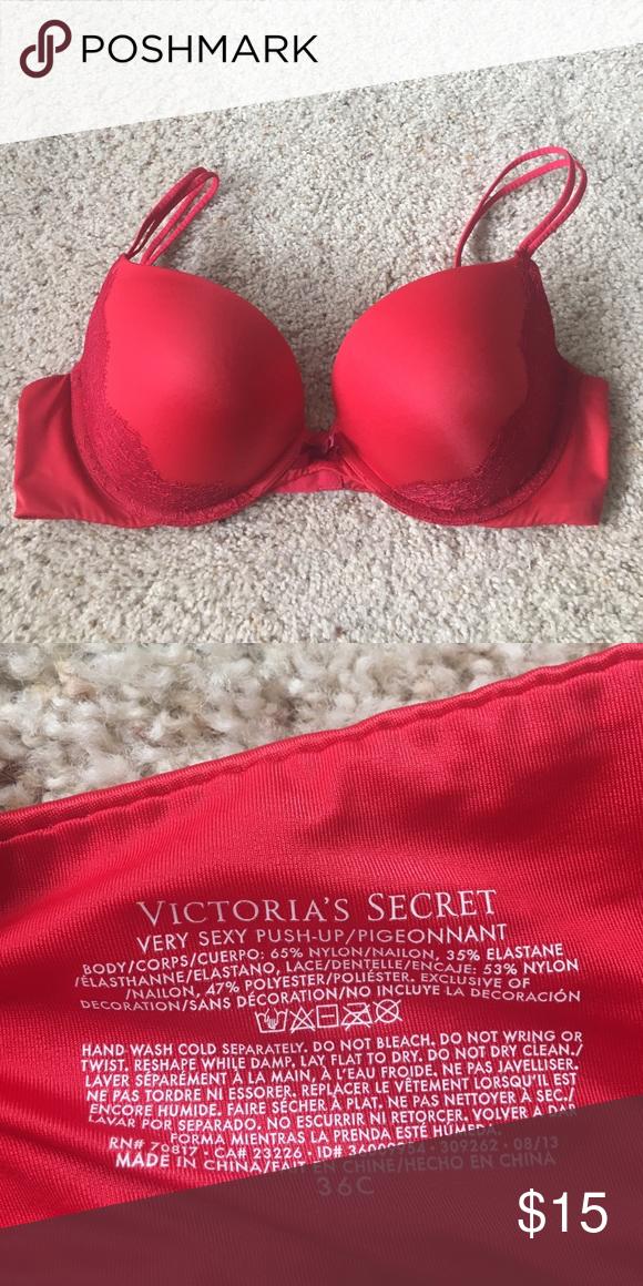 8f45f5e6d7 Victoria s Secret Very Sexy Push-Up Bra Victoria s Secret Very Sexy Push Up  Bra