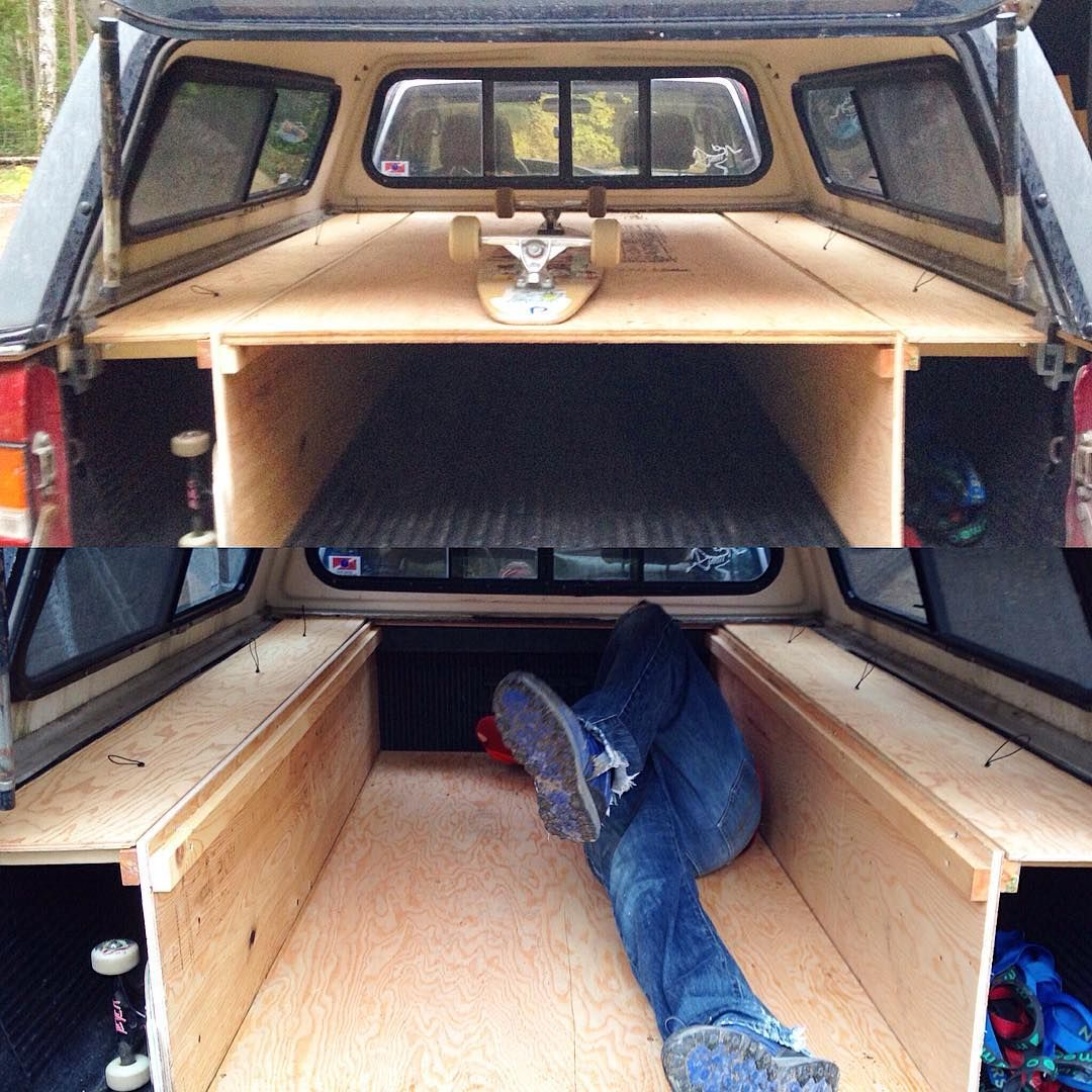Toyota Camper Shells: Pin By Zachary Orth On Truck