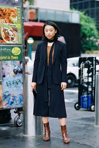 New York Fashion Week SS 2016....Margaret
