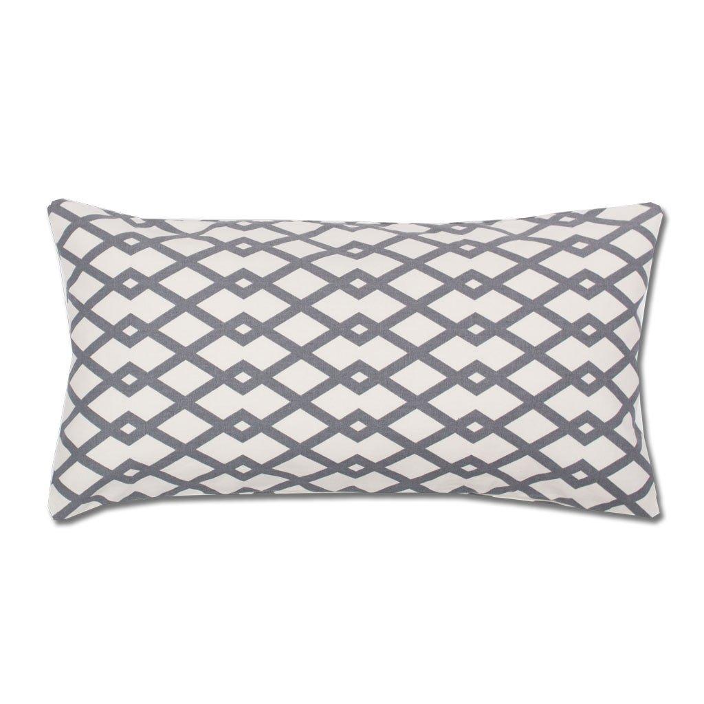 Grey Geometric Throw Pillow One Size Throw Pillows Geometric Throws Pillows