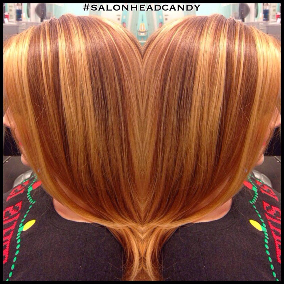 Head Candy Salon Haie Pinterest Balayage Hair Colour