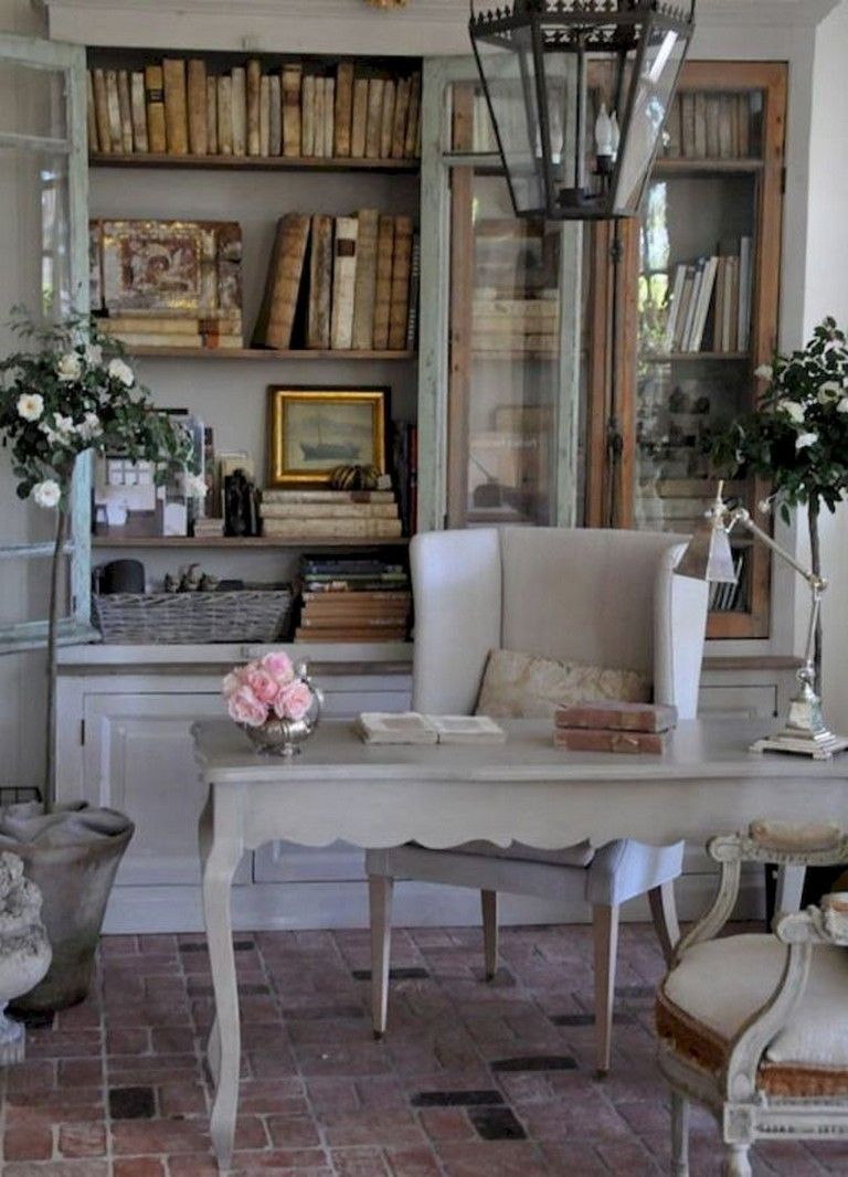 80 Amazing French Country Living Room Decor Ideas Shabby Chic Bookcase French Country Decorating Living Room French Country Living Room