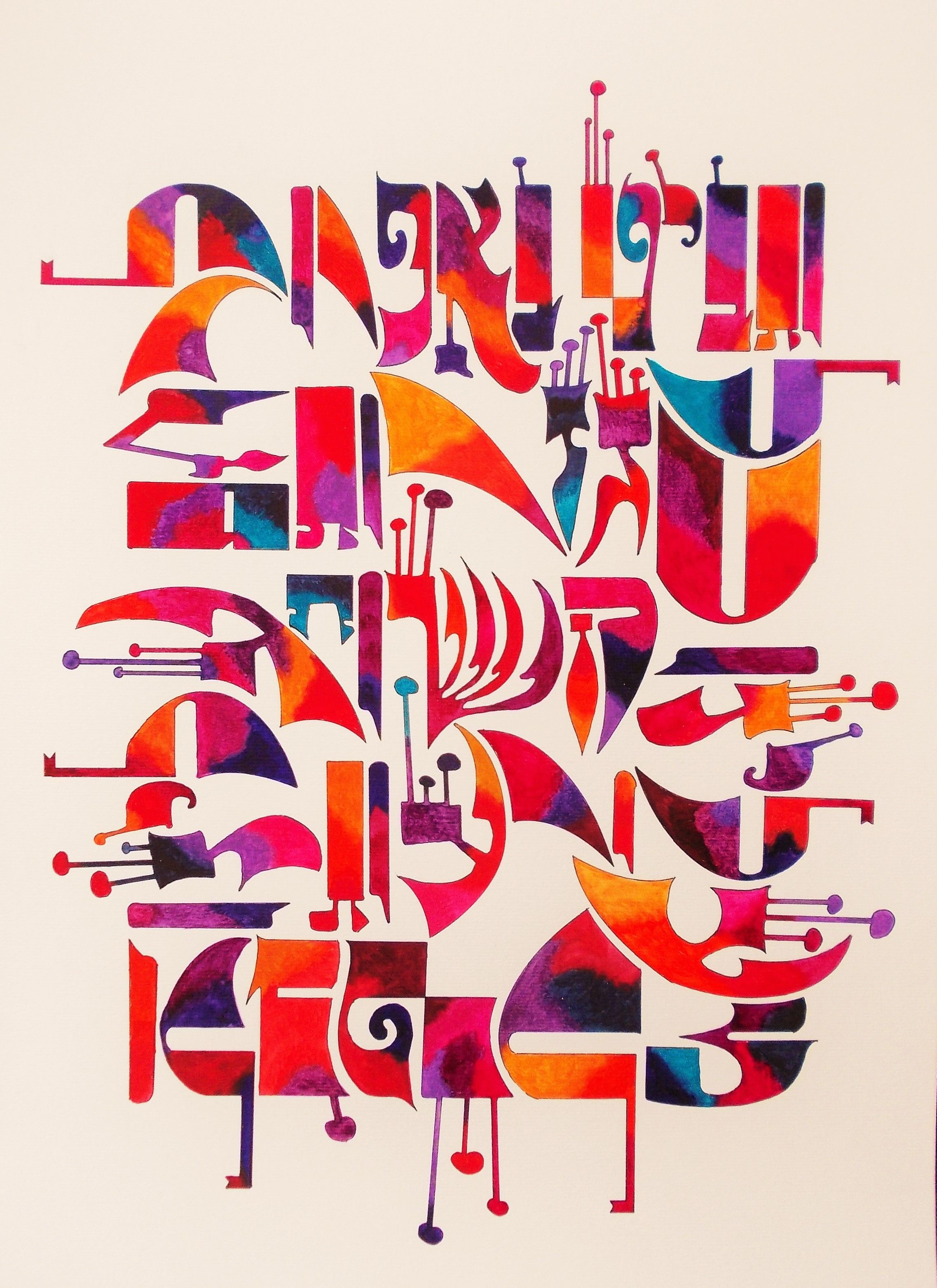 Calligraphy 10 on Behance Hand lettering, Calligraphy