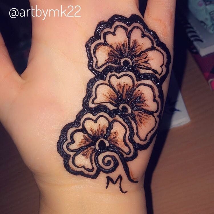 "@artbymk22's Instagram profile post: ""Mehndi design . . . . . #art #artist #artoninstagram #artober #artober2020 #henna #mehndi #hennadesigns #hennadesign #mehndidesigns…"""