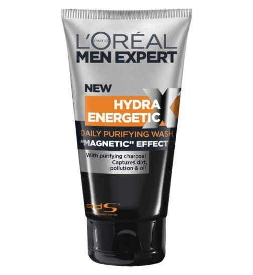 L Oreal Paris Men Expert Charcoal Cleanser Just 1 49 Each At Target After Gift Card And Printable Charcoal Face Wash Anti Wrinkle Face Cream Facial Skin Care