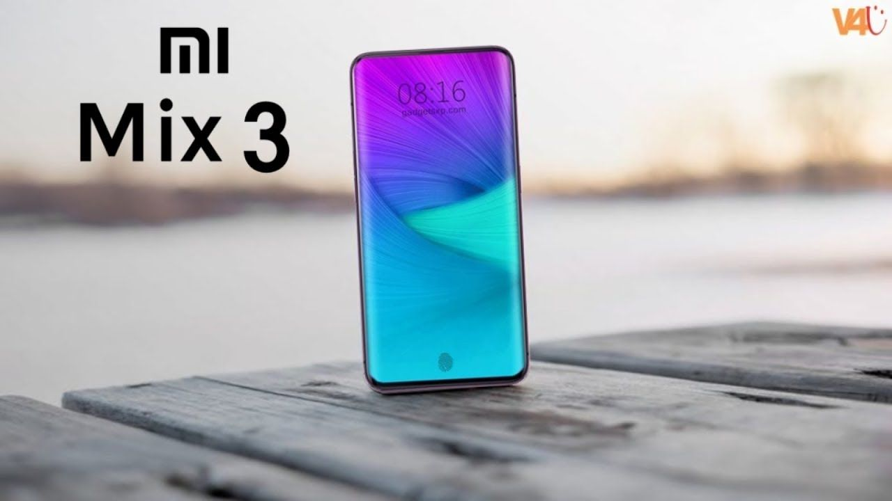 Xiaomi Mi Mix 3 Coming 15 Oct Price Specifications Features Camera First Look Official Launch Xiaomi Mimix3 Mi3 Mix3 Xiaomi Product Launch Camera