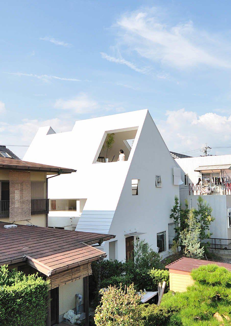 Montblanc House in Okazaki, Japan