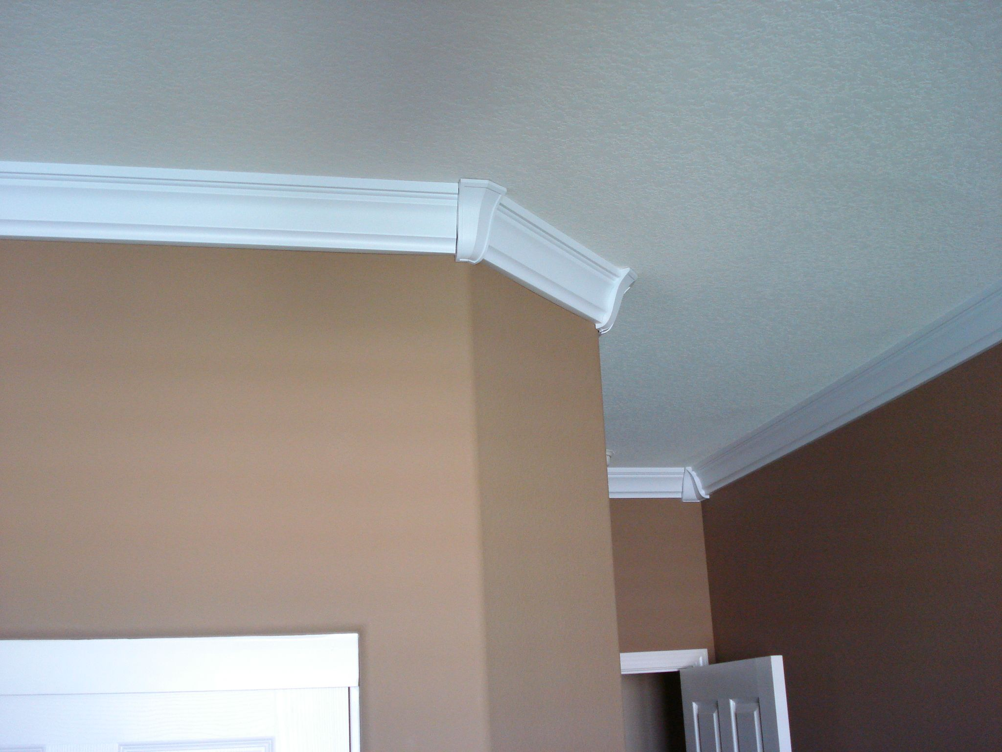 Another angle of the completed installation. www.rowlcrown.com ...