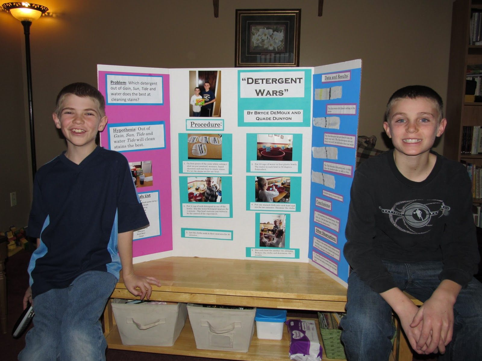 Winning Science Fair Projects | am pretty proud of these guys. I ... for Cool Poster Ideas For School Projects  585hul