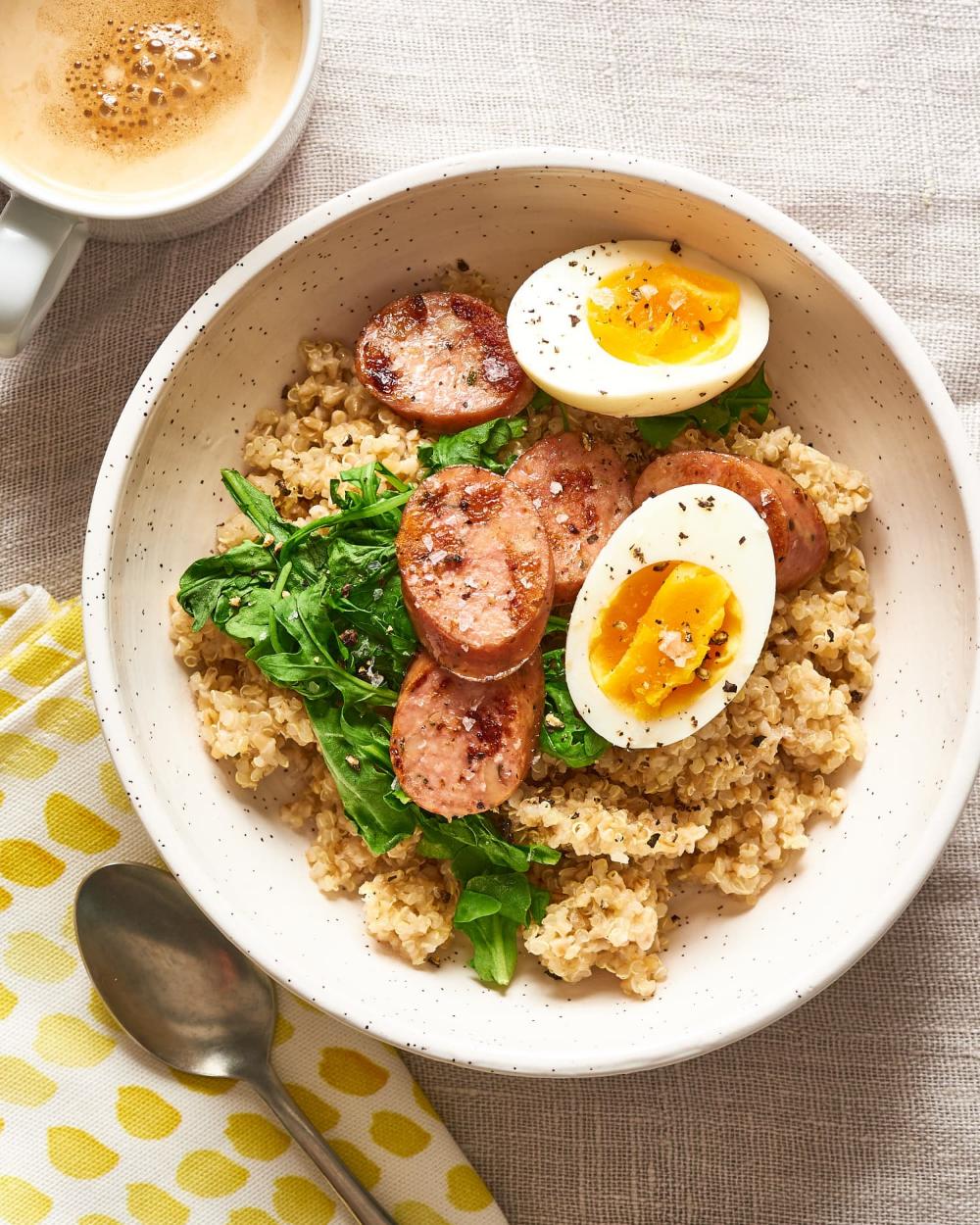 10 HighFiber Breakfasts That Aren't Cereal in 2020 High