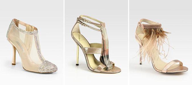Flapper Style Ladies Shoes