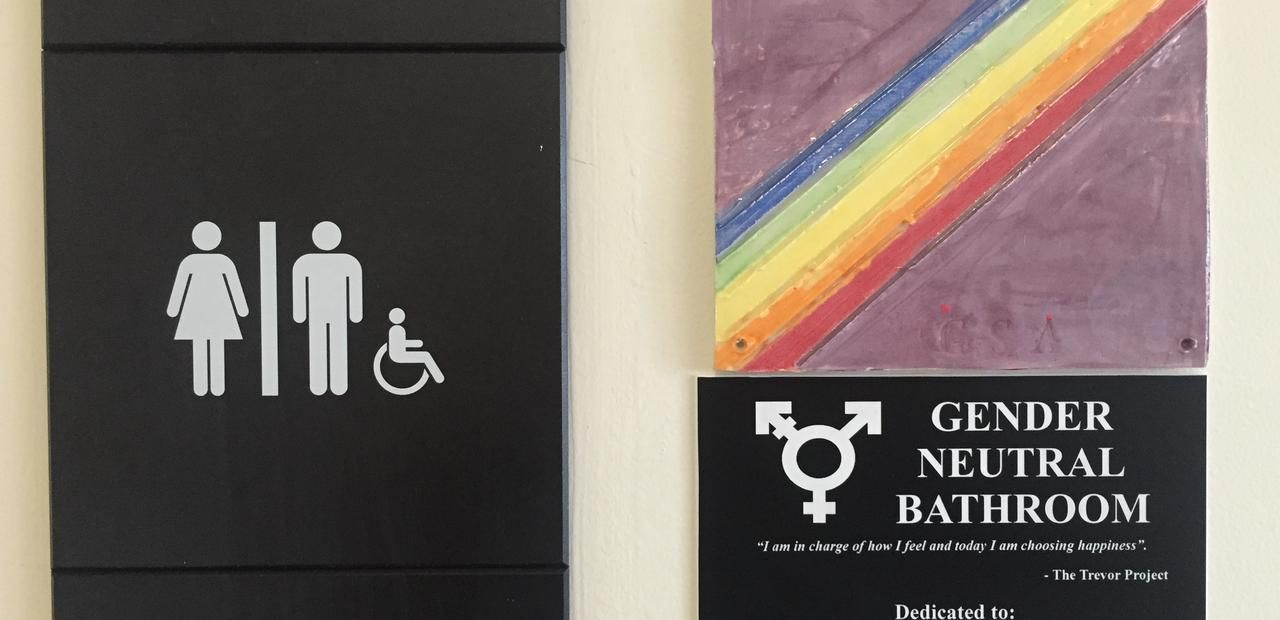 This High School's Action on Gender-Neutral Bathrooms Will Make Your Day