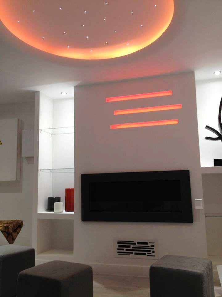 Puit de lumière par Staff Décor ! http://www.staffdecor.fr ...