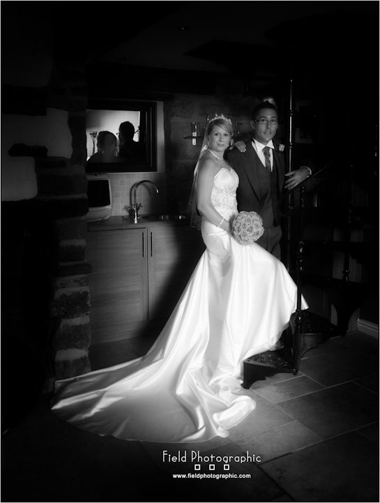 A Couple in Barn Cottage at @Horsleylodge