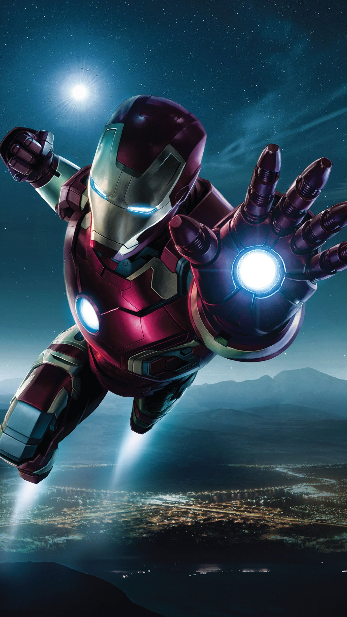 Pin Em 30 Best Iron Man Wallpapers 2019 Ultra hd iphone ultra hd iron man